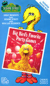 Big Bird&#39;s Favorite Party Games