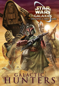Galactic Hunters rulebook