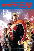 Captain Britain and MI-13 Vol 1 11