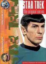 TOS DVD Volume 11 cover