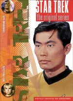 TOS DVD Volume 16 cover