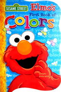 Elmo&#39;s First Book of Colors