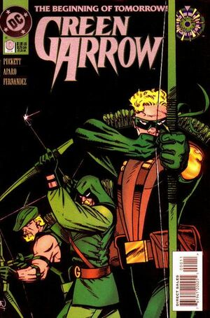 Cover for Green Arrow #0