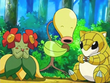 EP497 Bellossom, Bellsprout y Sandshrew