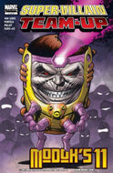 Super-Villain Team-Up MODOK&#39;s 11 Vol 1 1