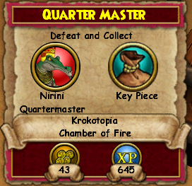 Quarter Master