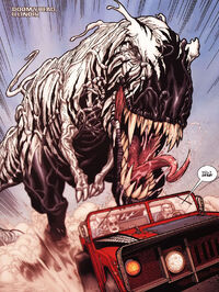 Wolverine Vol 3 71 page 5 Venom (Symbiote) (Earth-90210)