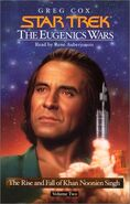 The Rise and Fall of Khan Noonien Singh, Volume 2 - audiobook
