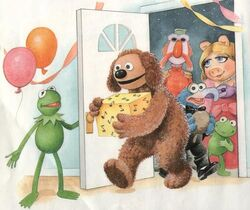 Kermit&#39;s Surprise Party