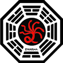 The Hydra logo (red)