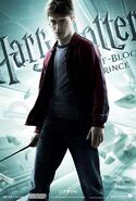 HBP Main Character Banner Harry Potter