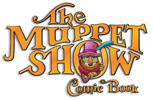 Muppetshowcomic-title