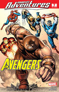 Marvel Adventures The Avengers Vol 1 7