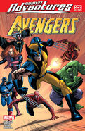 Marvel Adventures The Avengers Vol 1 22