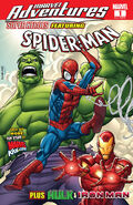 Marvel Adventures Super Heroes Vol 1 1