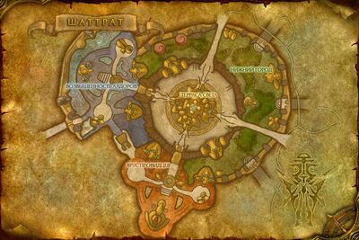 WorldMap-ShattrathCity