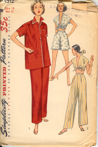 4312S 1953 PJs