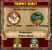 Trophy Quest