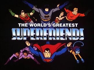 4) THE WORLD&#39;S GREATEST SUPERFRIENDS (1979 - 1980)