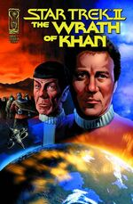 The Wrath of Khan issue 1 cover A