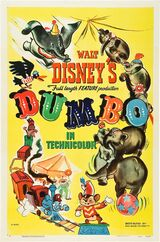 Dumbo-1941-poster