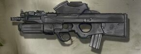 Type-864 Slugthrower Assault Rifle