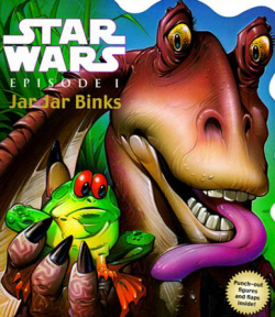 JarJarBinks book