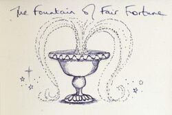 Fountain of fair fourtune
