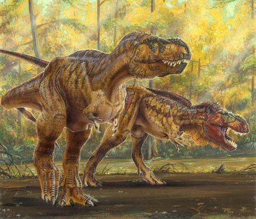Опасные Динозавры.
