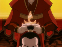 Ozai&#39;s coronation