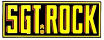 Sgt. Rock Logo