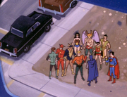 JLA formation