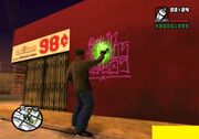 San andreas-cj pintando