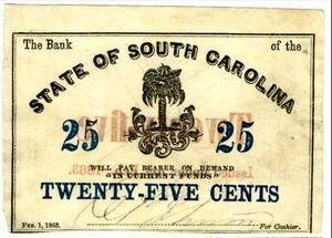 SCState25CentNote