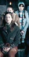Ginny and Cho