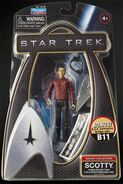 Playmates 2009 Galaxy Collection Scotty