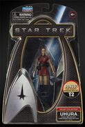 Playmates 2009 Galaxy Collection Uhura