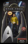 Playmates 2009 Warp Collection Sulu