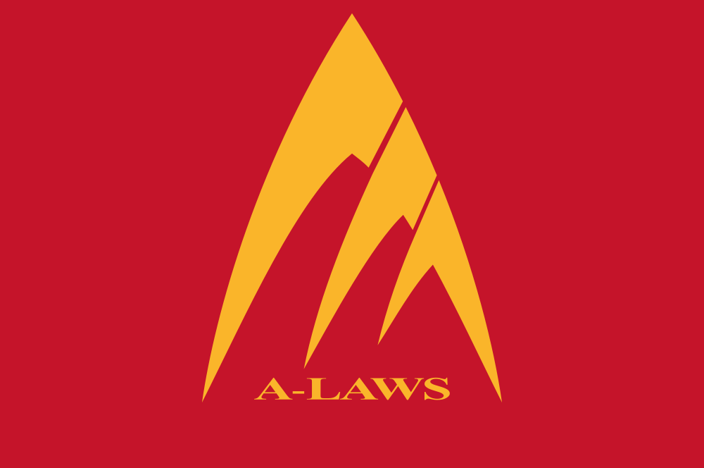 A-Laws Logo