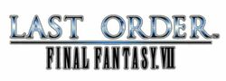 Last Order Final Fantasy VII logo