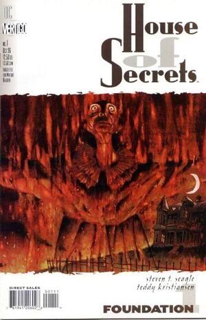 Cover for House of Secrets #1