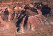 Chinle Badlands