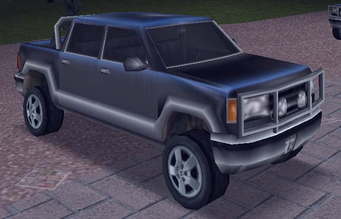 Gta  Colombian Gang Car Picture