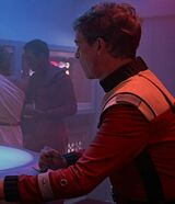 Philip Weyland, Starfleet bar patron
