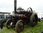 Fowler tractor no 14012 Lord of the Isles reg CE 7818 at Rushden 08 - P5010223