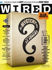 Wired Star Trek issue cover