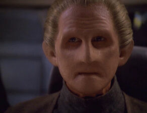 Odo receives news