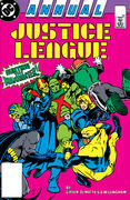 Justice League Annual Vol 1 1