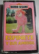Espinete cassette
