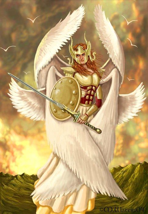 Archangels Michael amp Gabriel  whyangelscom